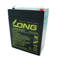 12v, 2.9Ah Lead Acid Rechargeble Battery